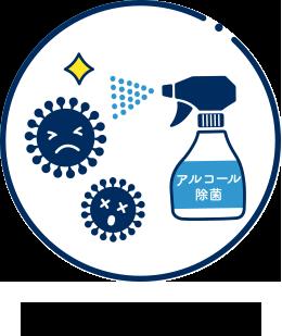 楽器の衛生管理