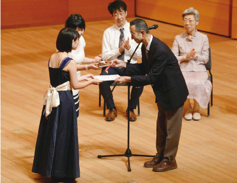 ヤマハジュニアピアノコンクール